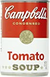 Campbell's Condensed Soup, Tomato, 10.75 oz, 6 ct