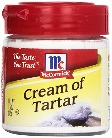 McCormick Cream of Tartar, 1.5 Ounce