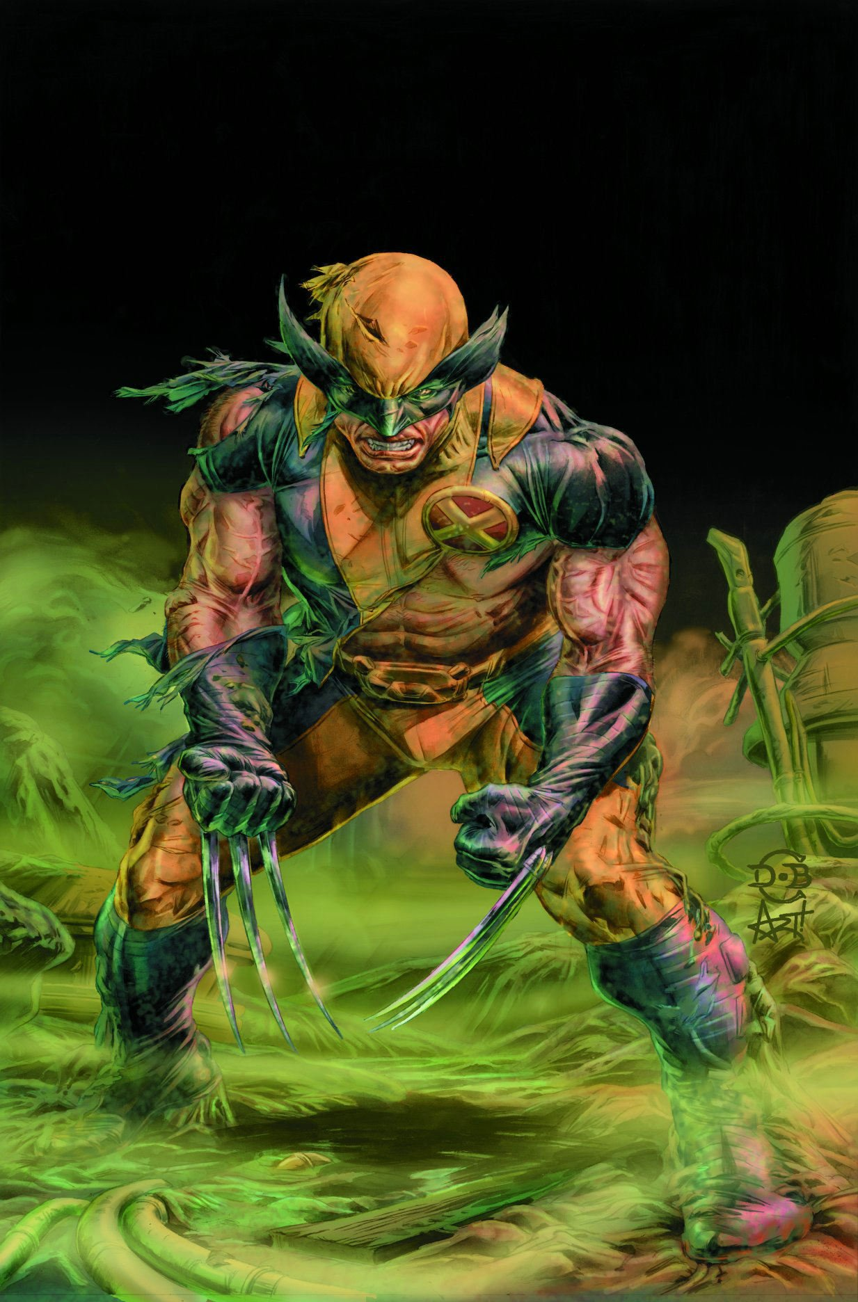 Wolverine Origins: Romulus pdf epub