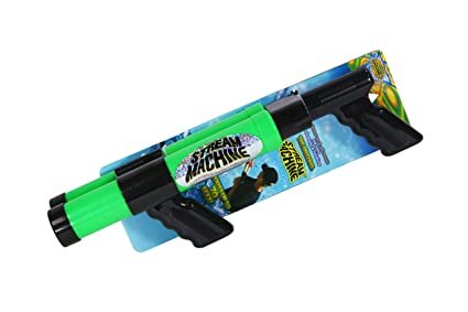 Stream Machine DB-1200 Double Barrel Water Launcher (colors may vary)