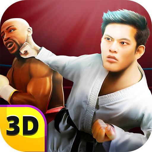 Boxing vs Kung Fu Championship Fighting Simulation - Best Masters Battle (Best Of The Best Championship Karate)