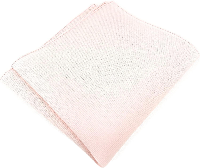 Fazzoletto da taschino 26 x 26 cm TigerTie Panno da taschino di alta qualit/à in 100/% cotone in tinta unita