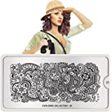 MoYou-London Nail Art Image Stamping Plate Explorer Collection 22 Shipping within 24h US Stock