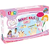 BSM Sciences - BSM/61 - Jeu Scientifique - Magic Nail Labo