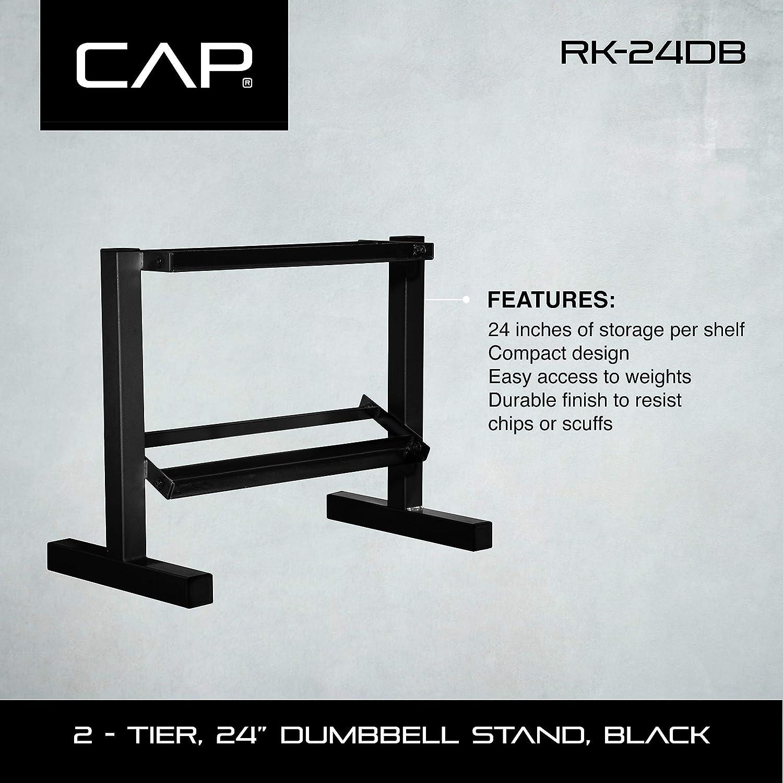 CAP Barbell Plate Rack Renewed