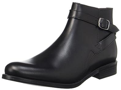 Tina, Chelsea Boots Femme, Noir (Black 01), 38 EUPintoDiBlu
