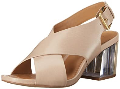 Calvin Klein Women's Loni Dress Sandal, Cocoon, ...
