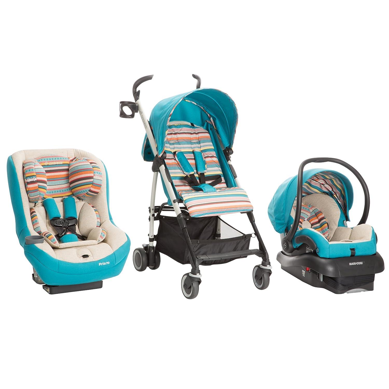 MaxiCosi Kaia Lightweight Stroller In Bohemian Blue Amazonca Baby
