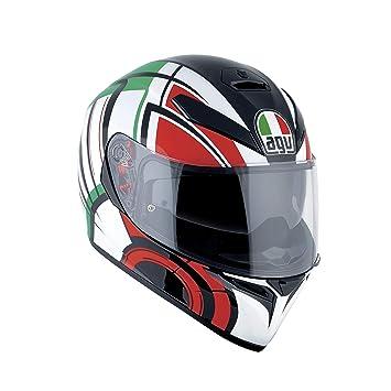 AGV Casco Moto K-3 SV E2205 Multi plk, Avior White/Italy,