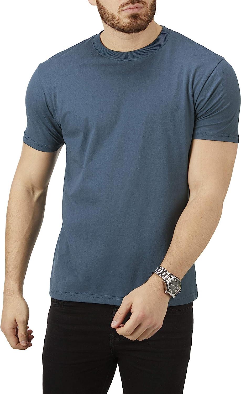 Charles Wilson Confezione da 4 T-Shirt Girocollo Semplice