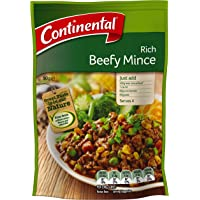 Continental Recipe Base Rich Beefy Mince, 12 x 50g