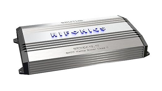 com hifonics brx d brutus mono super d class hifonics brx3016 1d brutus mono super d class subwoofer amplifier 3000 watt