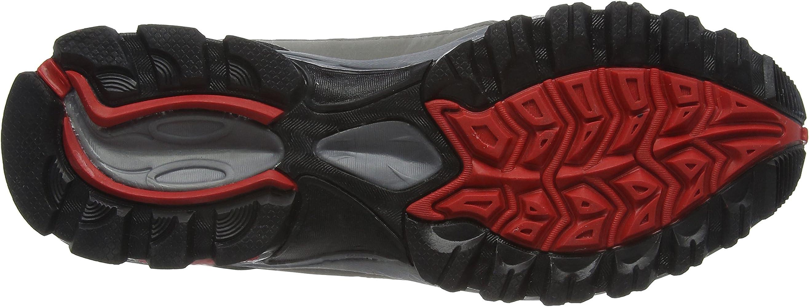 Goodyear GYSHU1500 - Zapatos de Seguridad Deportiva, Color Rojo, Talla 41 EU: Amazon.es: Industria, empresas y ciencia