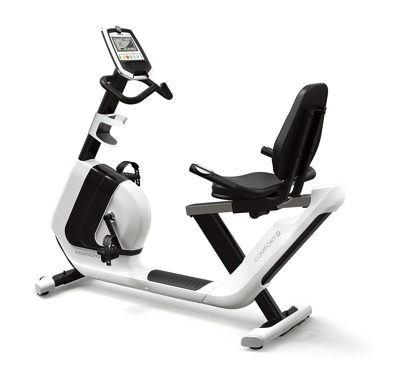 Horizon(ホライズン) リカンベントバイク Comfort R コンフォート アール 背もたれ付 運動データ記録システム ViewFit対応 心拍計対応 本体  B01IUZT3A4