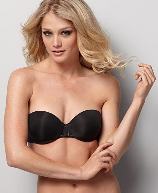 bb67fe4ba9 DKNY Womens Perfect Lift Strapless Bra at Amazon Women s Clothing store