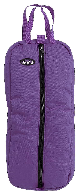 Purple Tough 1 Tough-1 Heavy Denier Nylon Bridle Halter Bag