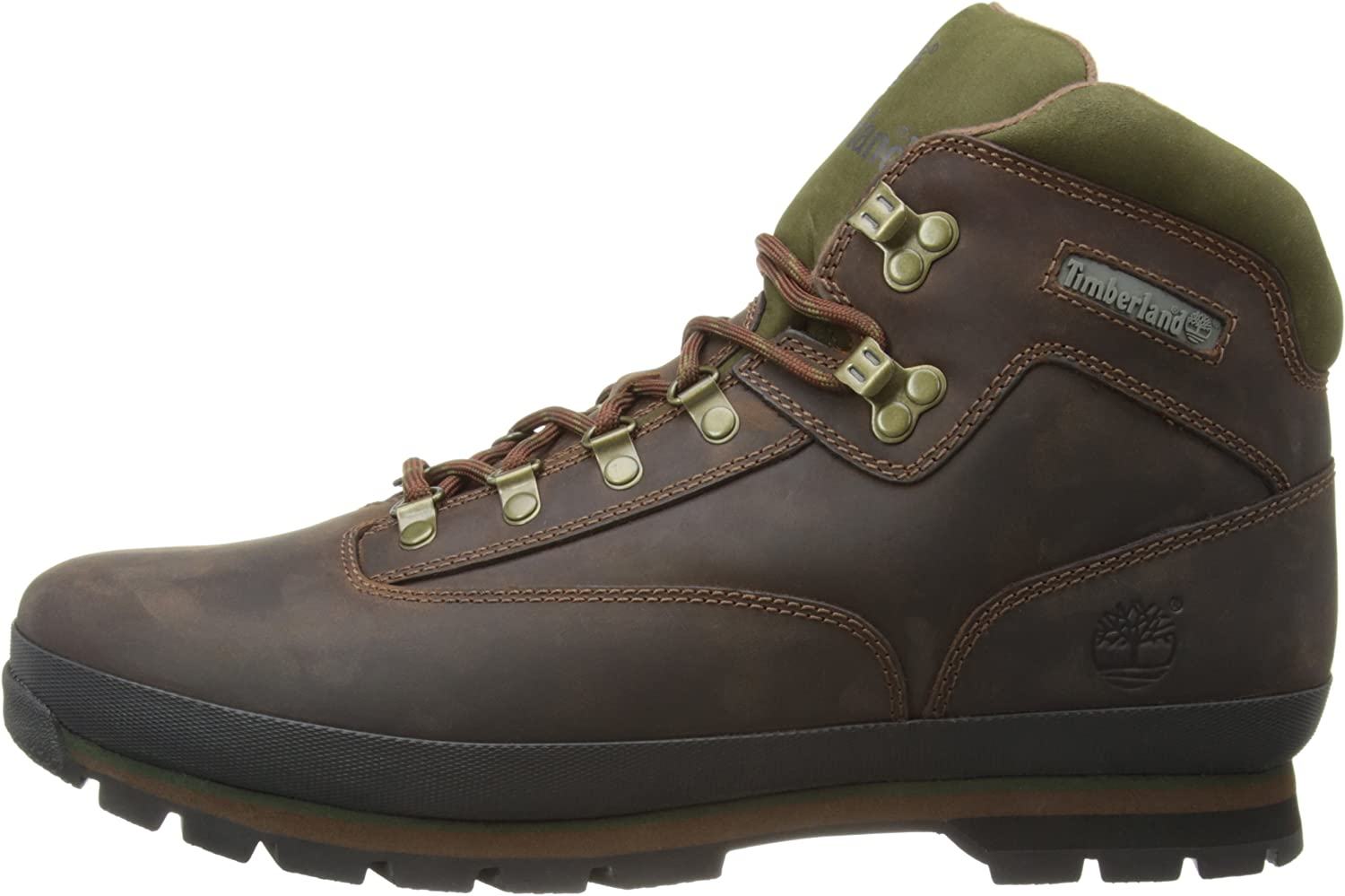 Timberland Euro Leather Hiker, Bottes Chukka Homme