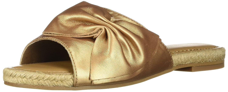 Aerosoles Women's Buttercup Slide Sandal B076BQN467 8 B(M) US|Bronze Leather