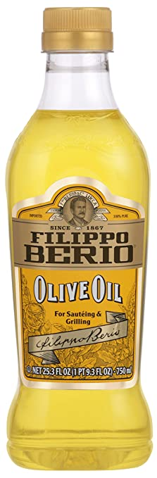 Filippo Berio Olive Oil, 25.3-Ounce