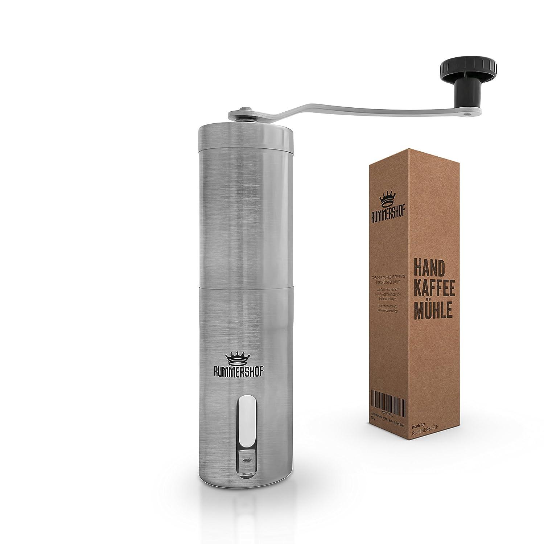 Mano Molinillo de café con mecanismo de cerámica–Diseño Molinillo de café manual