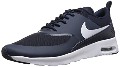 another chance fed6a dfcfb Nike Herren, WMNS air max thea, Mehrfarbig (Obsidian White), 36