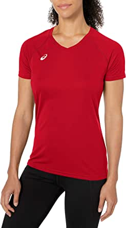 ASICS Women's Circuit 8 Warm-up Shirt