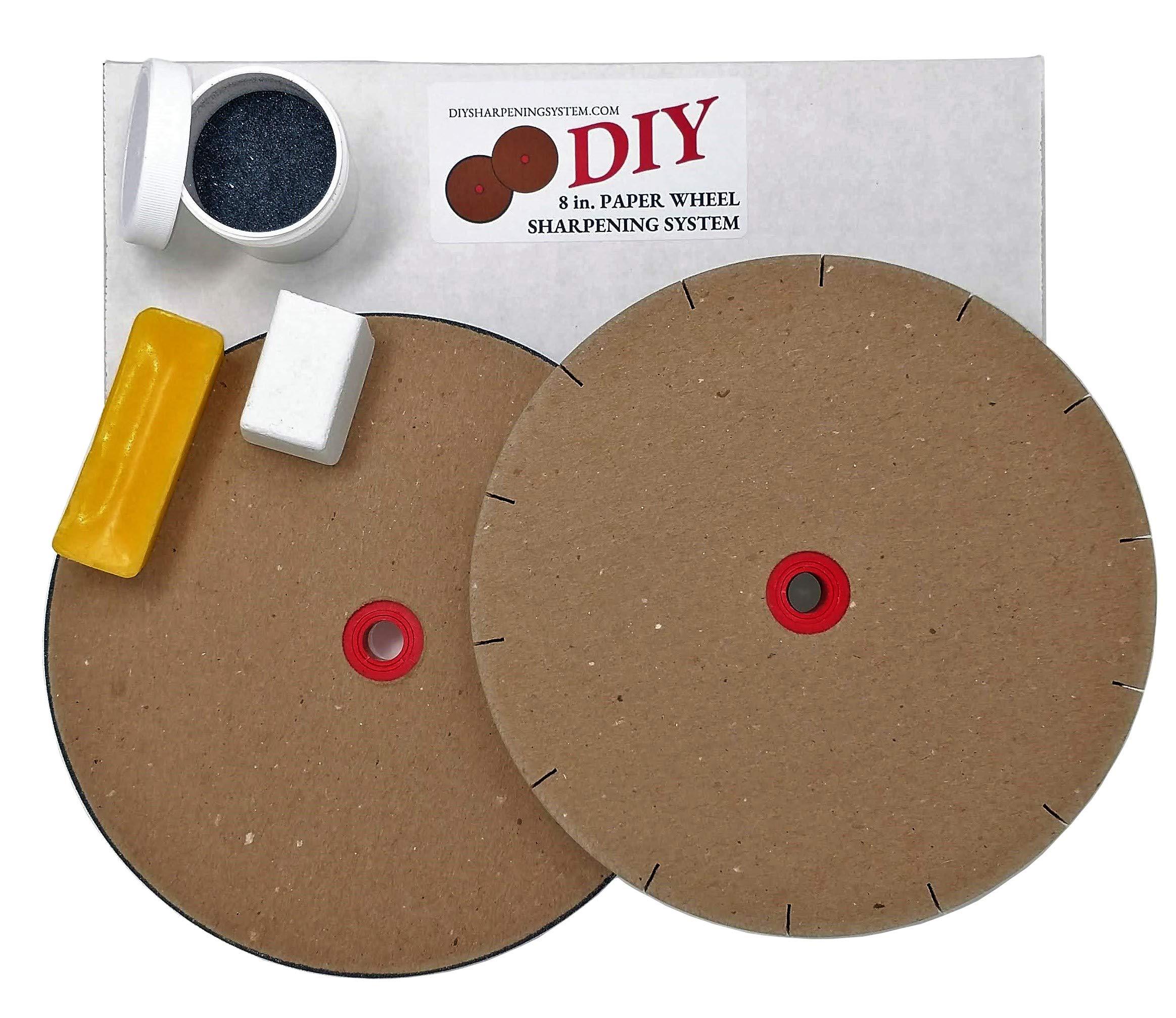 Discos de afilado de papel – Discos de 20,32 cm para ...