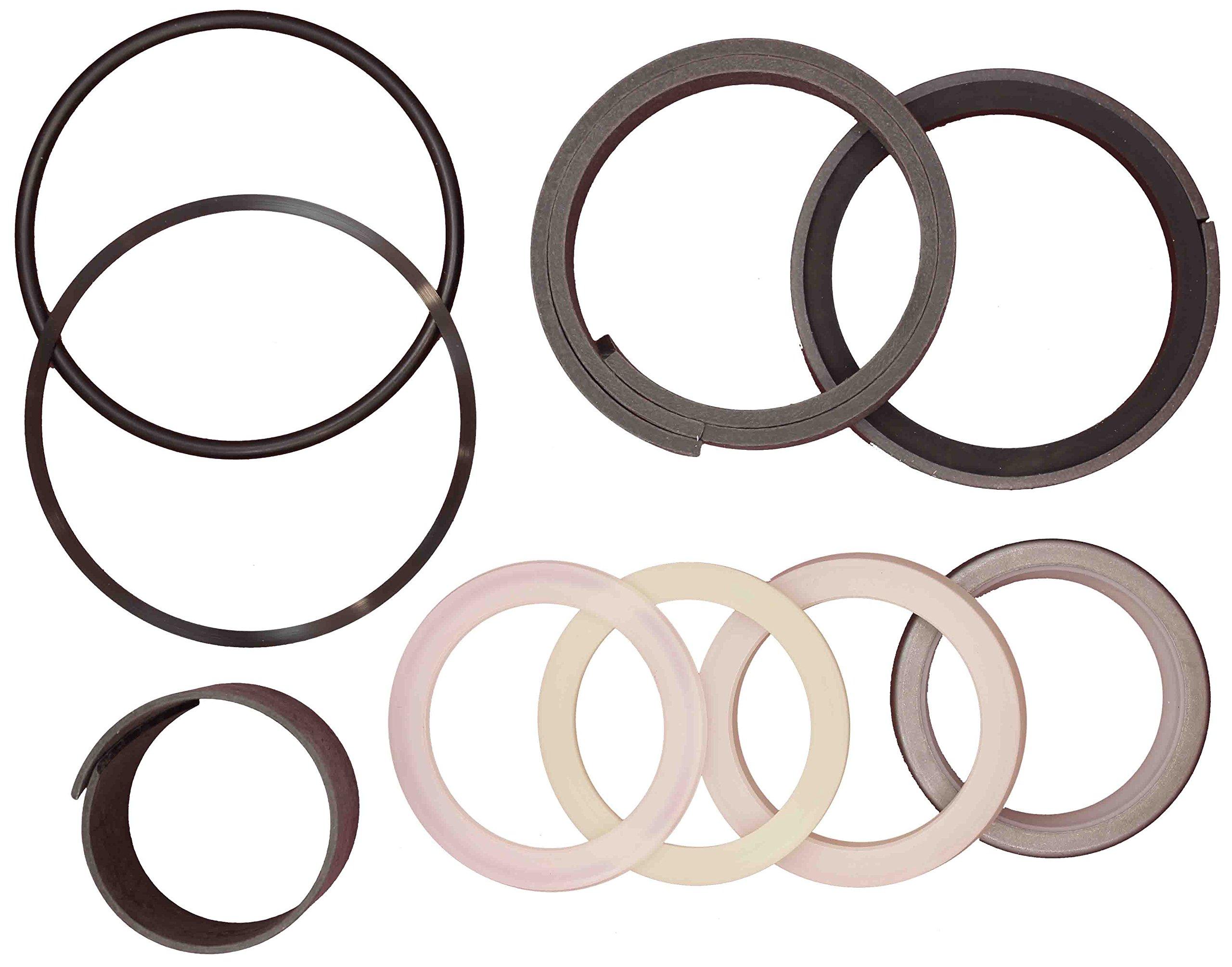 TORNADO HEAVY EQUIPMENT PARTS 1543262C1 Case G105549 Hydraulic Cylinder Seal Kit