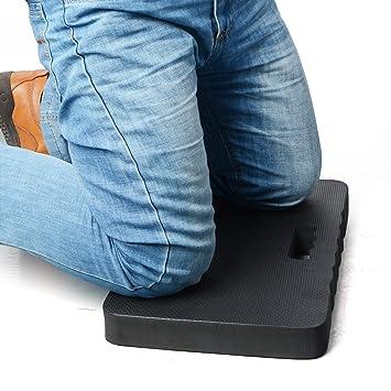 protecci/ón para la limpieza almohadilla de rodillas extra gruesa Alfombrilla de jard/ín port/átil duradera Moonvvin EVA trabajo yoga almohadilla de espuma