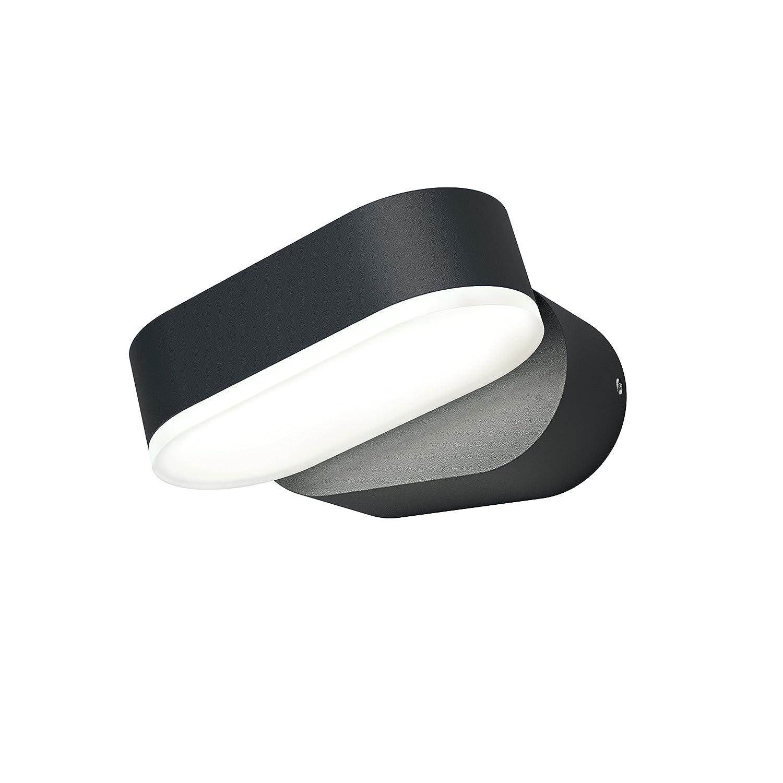 Osram LED Wand- und Deckenleuchte, Leuchte für Außenanwendungen, Warmweiß, 100,0 mm x 110,0 mm x 54,0 mm, Endura Style Mini Spot Warmweiß Ledvance 4058075031531