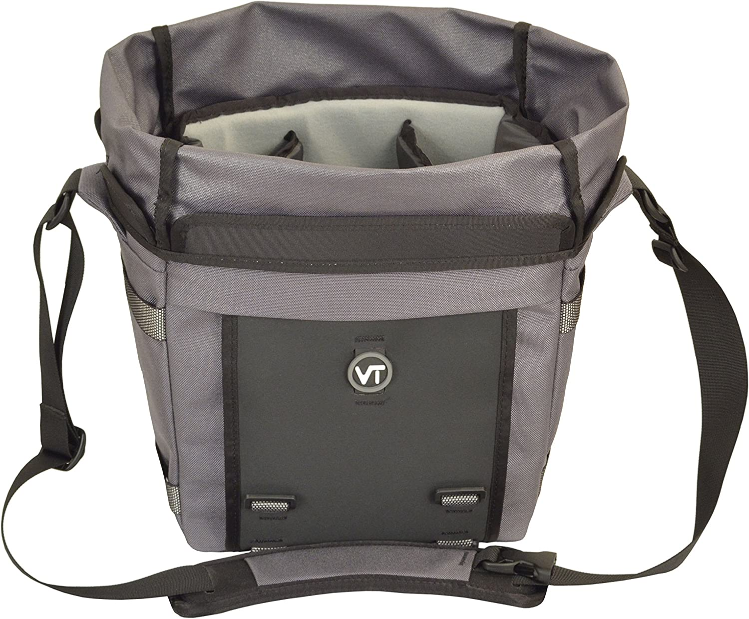 Visiotrek VS-BLK Pixel 7 Camera and Video Recorder Shoulder Bag Black