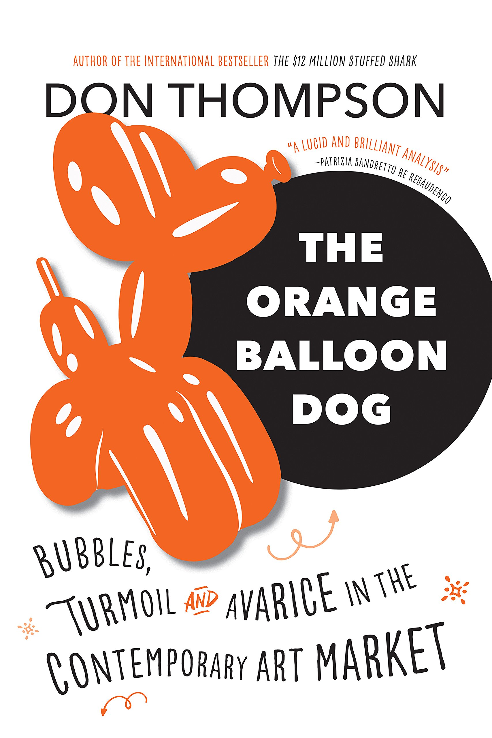 Image result for the orange balloon dog book