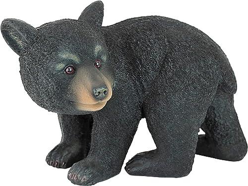 Design Toscano QM2594300 Roly-Poly Bear Cub Statue