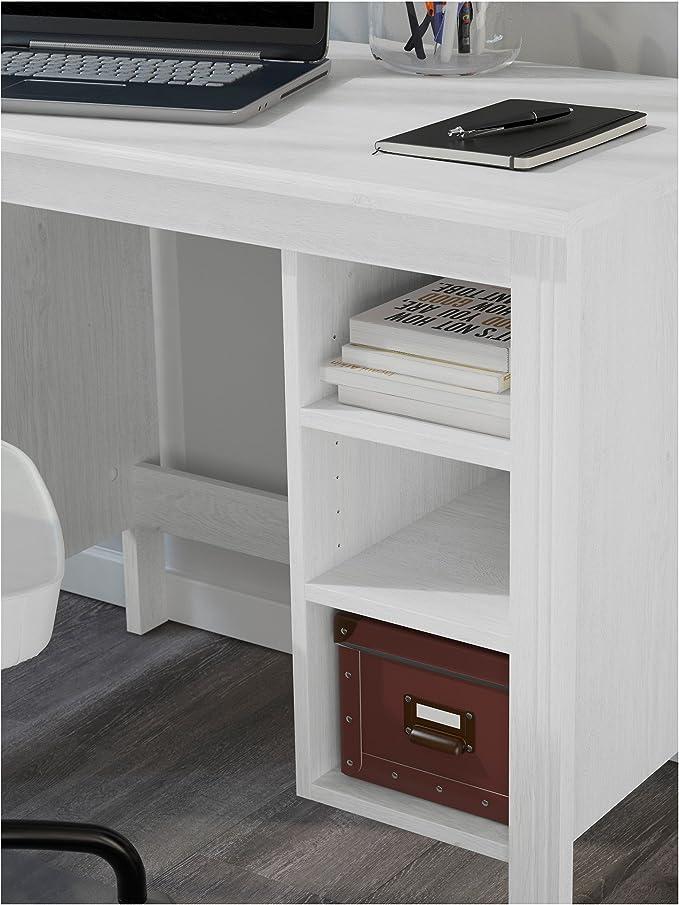 Zigzag Trading Ltd IKEA BRUSALI - Escritorio Blanco: Amazon.es: Hogar