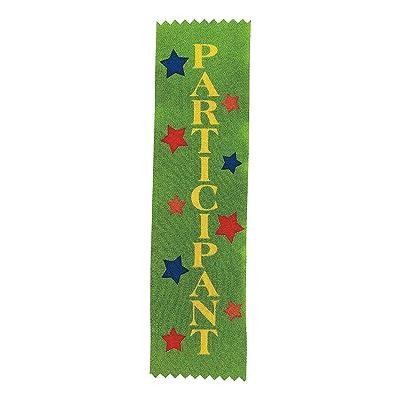 "Fun Express - ""Participant Award Ribbons - Stationery - Awards - Award Ribbons & Paper Certificates - 12 Pieces: Toys & Games"