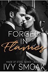 Forged in Flames (Made of Steel Series Book 2) Kindle Edition