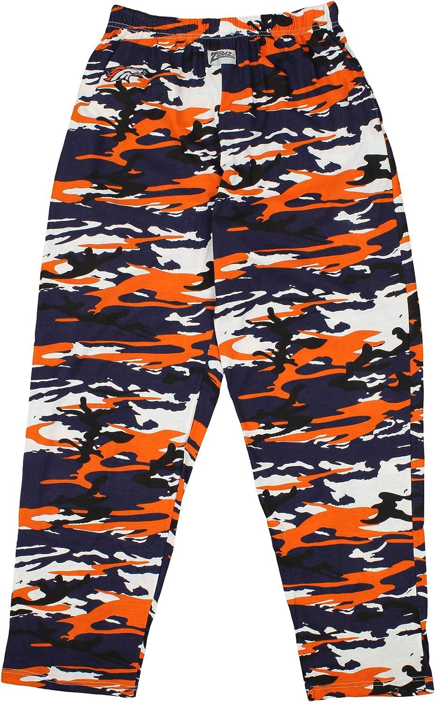 NFL Zubaz Mens Casual Active Pants