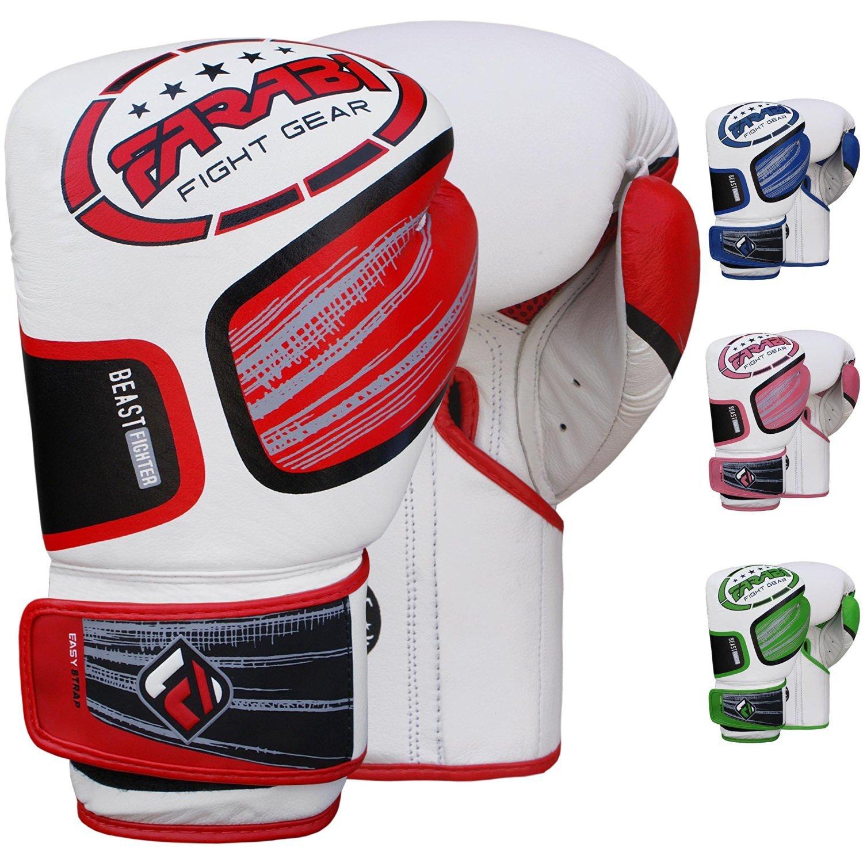 Farabi Beast Boxing Gloves 10 oz 12 oz 14 oz 16 oz Guantes de boxeo guantes de boxeo mujer , guantes de boxeo leone , llaveros guantes de boxeo , guantes de boxeo para mujer , Mujer jab , Boxing mittens Guantes de entrenamiento , Guantes de sparring , Guan