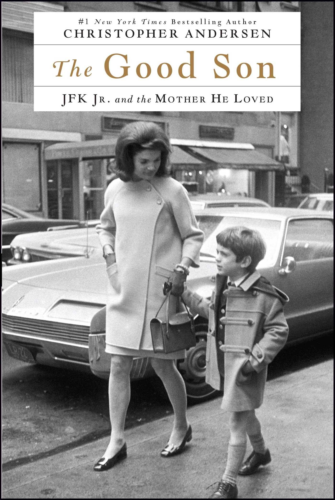 amazon com the good son jfk jr and the mother he loved