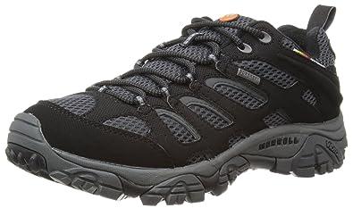 bafa17d4740 Merrell - Moab GTX XCR - Chaussure de randonnée - Homme - NOIR GRANIT