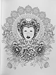 tula elizabeth coloring pages - photo#12