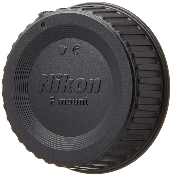 Review Nikon LF-4 Rear Lens