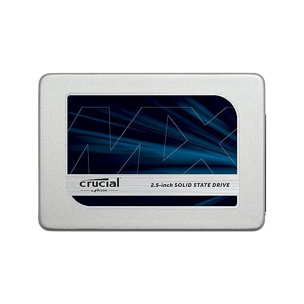 Crucial [Micron製] 内蔵SSD 2.5インチ MX300 1TB ( 3D TLC NAND / SATA 6Gbps / 3年保証 )国内正規品 CT1050MX300SSD1/JP