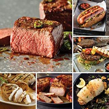 Omaha Steaks Fantastic Feast (30-Piece with Top Sirloins, Boneless Pork  Chops, Stuffed Sole Filets,