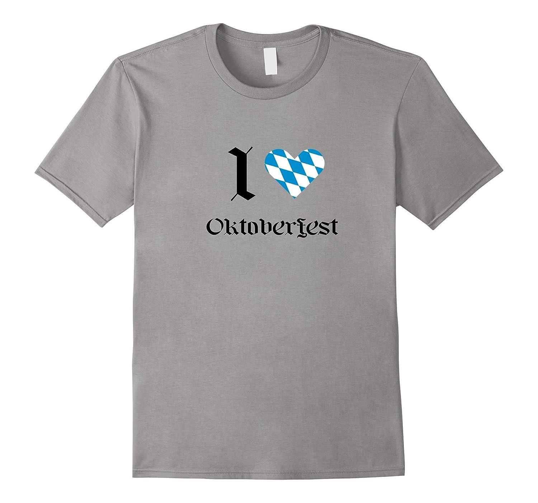 I Love Oktoberfest Munich, Germany, T-Shirt-TH