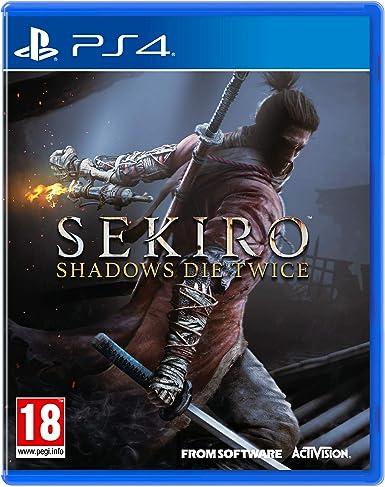 SEKIRO SHADOWS DIE TWICE - PlayStation 4 [Importación inglesa ...