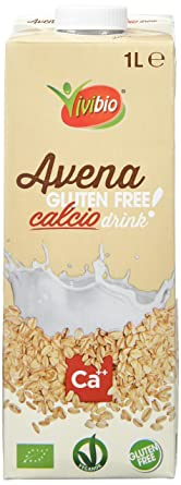 Vivibio, Leche (Avena) - 6 de 1000 ml. (Total 6000 ml