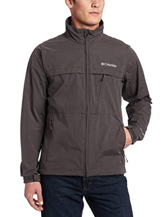 Columbia Men's Venture Creek Jacket, Blade, Large at Amazon Men's Clothing  store: Outerwear