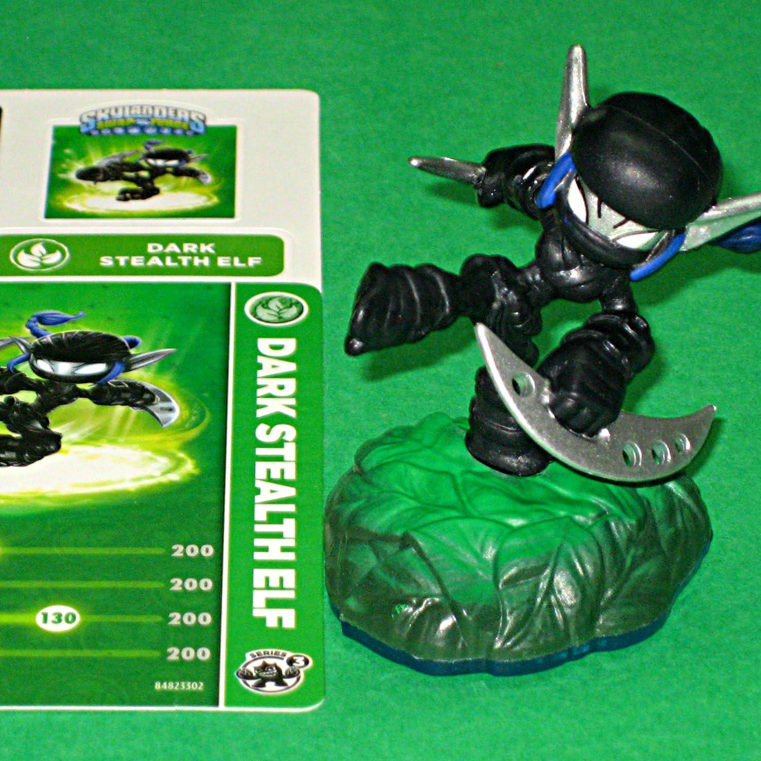 Amazon.com: Skylanders SWAP Force Character Dark Ninja ...