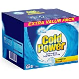 Cold Power Advanced Clean, Powder Laundry Detergent, Suitable for Front and Top Loaders, 6Kg
